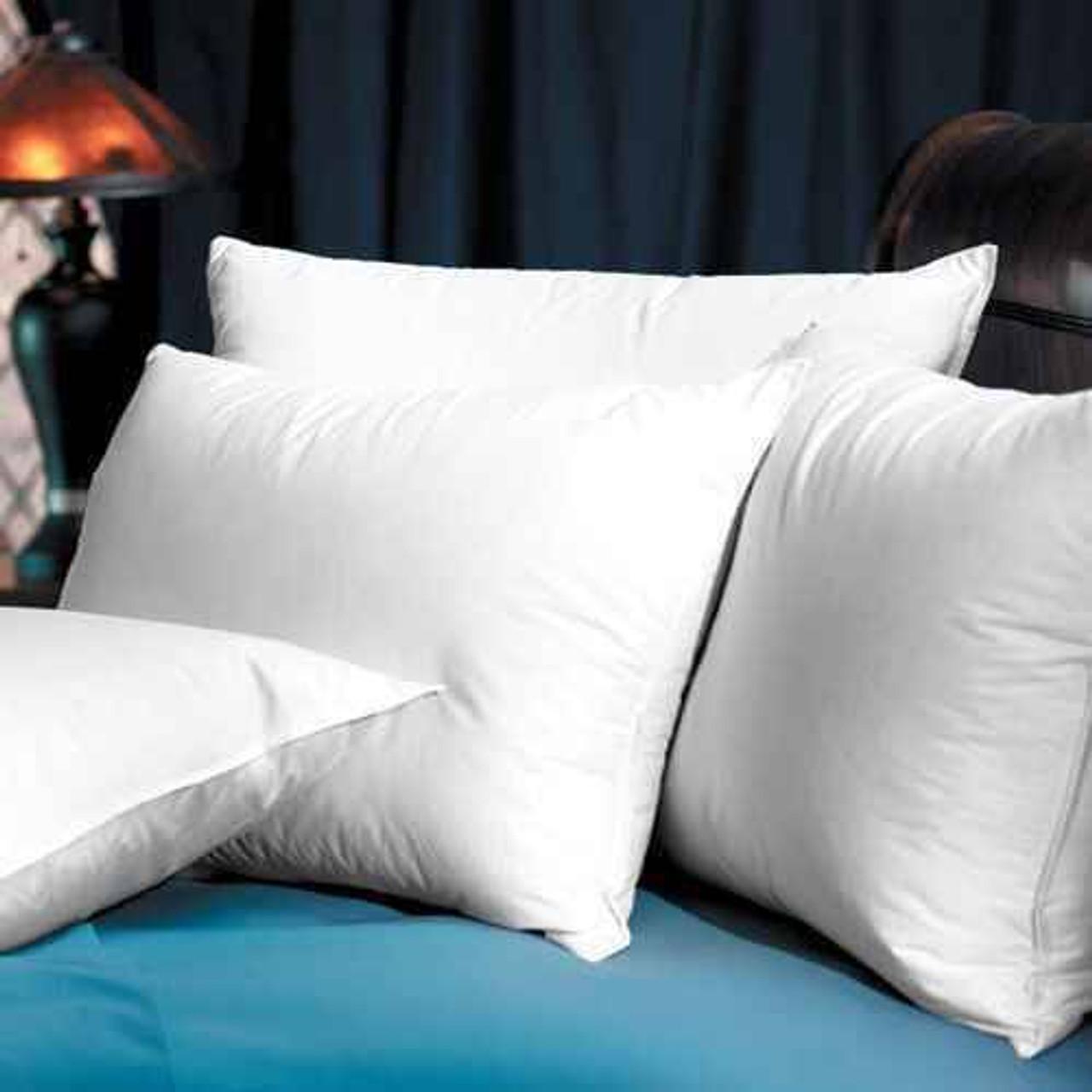 phoenix down pillows athens 25 75 down feather