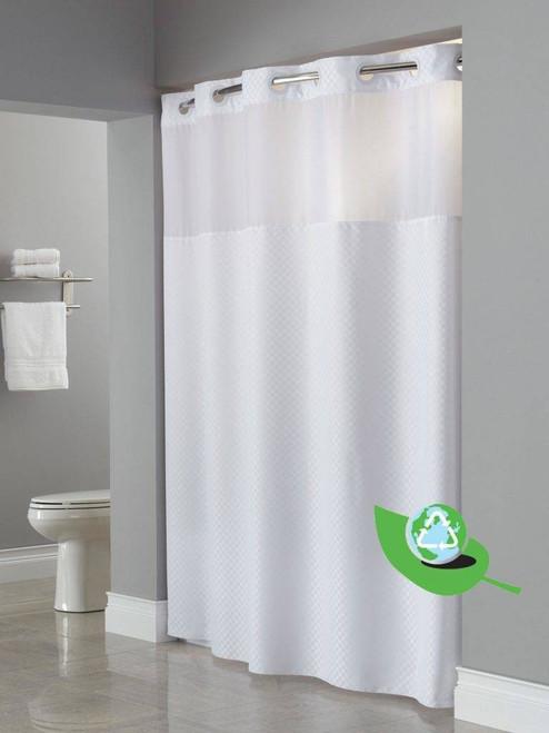 daytona one planet hookless shower curtain pack of 12