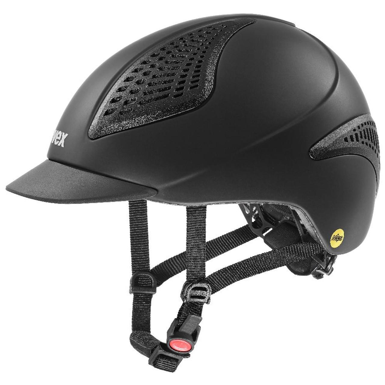 Uvex Exxential Ii Mips Helmet Riding Helmets