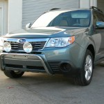 Subaru Forester Auxiliary Off Road Driving Light Bumper Lamps Blinglights Com