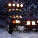 Auxiliary Driving Lights Off Road Bumper Lamps Kit For Subaru Xv Crosstrek Car Truck Lighting Lamps Car Truck Parts
