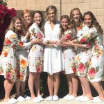 Floral Bridal Party Robes Off 77 Buy