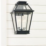 Falmouth Large Outdoor Wall Lantern By Generation Lighting