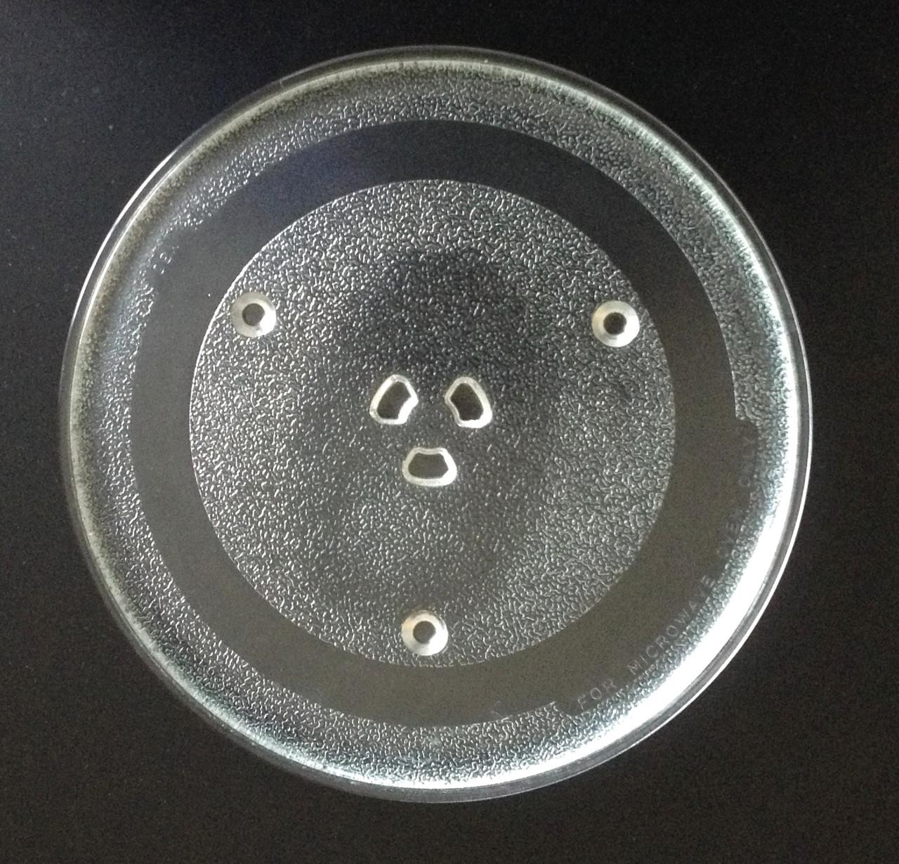 sharp hamilton beach haier microwave turntable plate tray 10 5 8