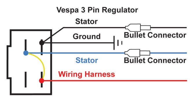 regulator wiring diagrams