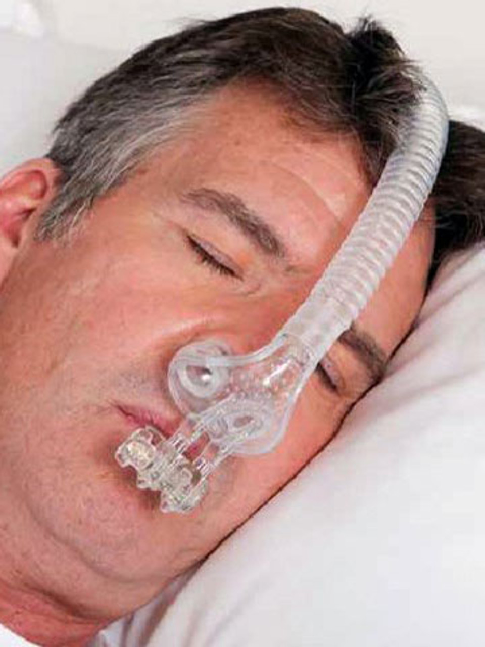 airway management tap pap nasal pillow system cpap mask