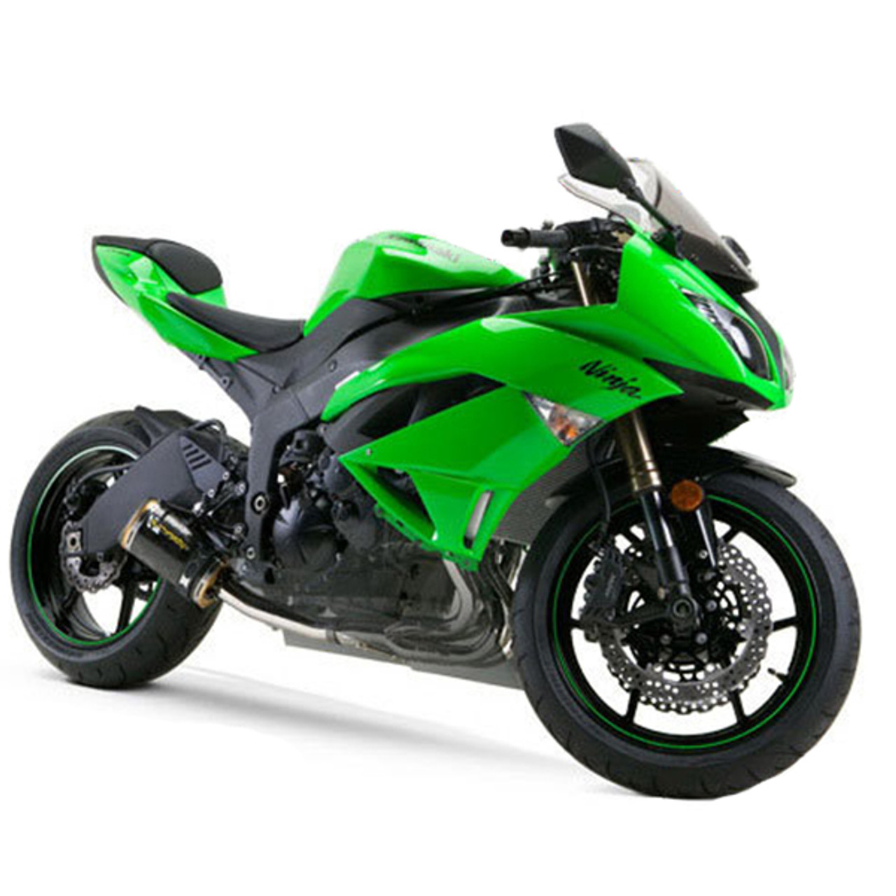 two brothers kawasaki zx 6r 09 21 m 2 full exhaust system