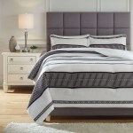 The Masako Black White King Comforter Set Available At Riley S Rooms Serving Tecumseh And Windsor On