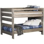Trendwood Bunkhouse Big Sky Full Full Bunk Bed Kids N Cribs