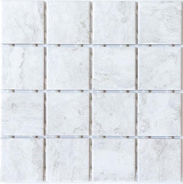 omd 15090 blanco 3x3 ceramic mosaic 12x12 each