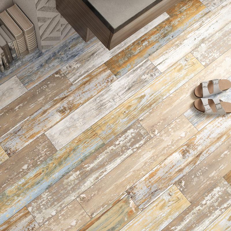 wood plank tile floors
