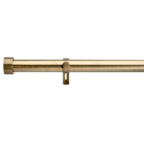 curtain rod extendable set 80cm to 300cm contemporary