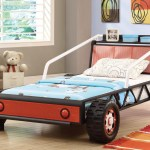 Red Race Car Twin Size Bed Cb Furniture