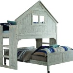 Biddy Loft Bunk Bed With Casters Cb Furniture