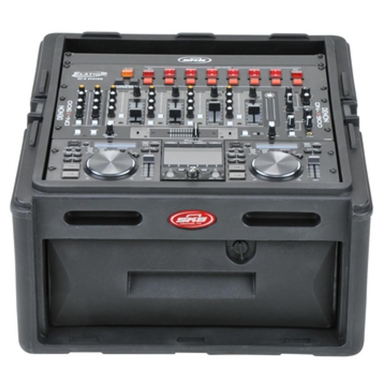 skb 1skb r104 audio and dj rack case