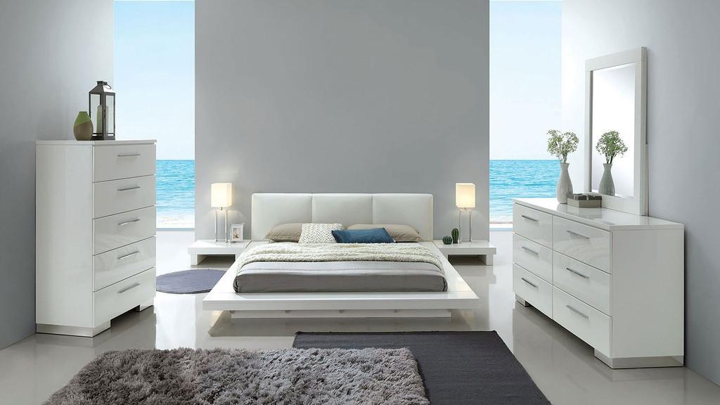 the christie platform bedroom collection