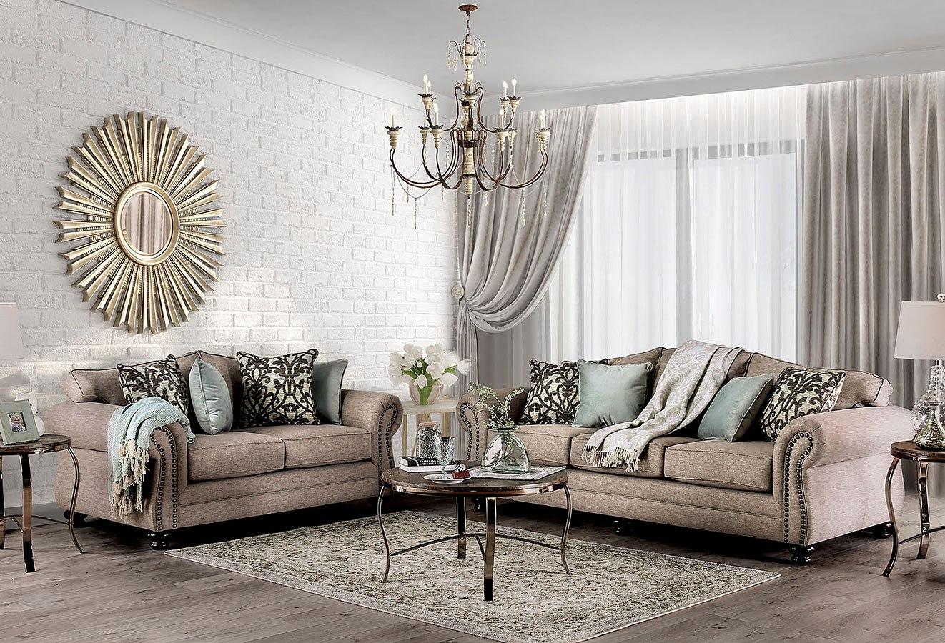 The Jarauld Living Room Set Miami Direct Furniture