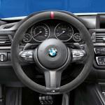 Bmw M Performance Steering Wheel Alcantara With Red Stripe M Sport