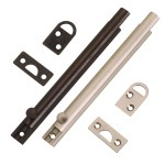 6 Surface Bolt Hardware House By Hardware House Shop Door Accessories And Hardware