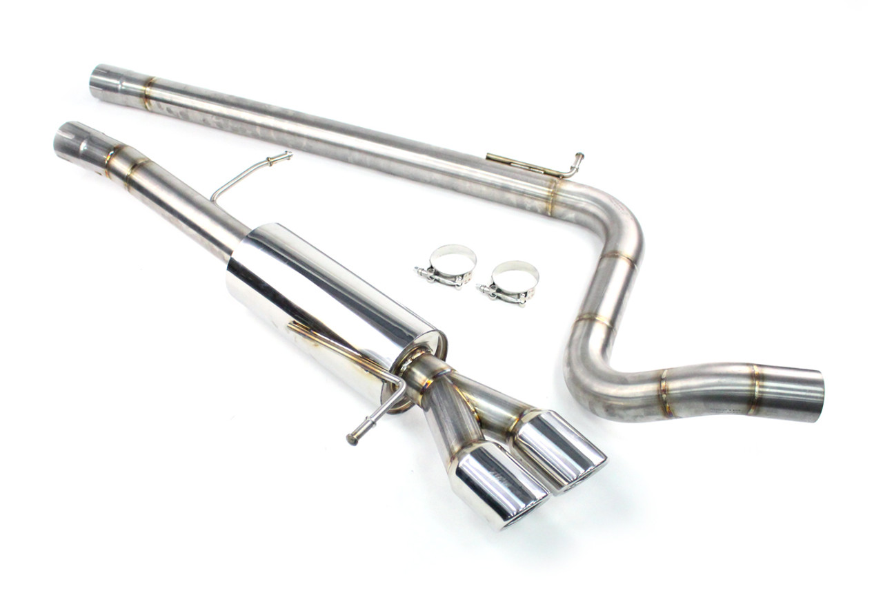 darkside fabia ibiza 1 9 tdi stainless cat back exhaust system