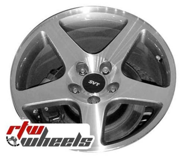 Inch Ford Mustang Oem Wheels Rzea Rzfa Rzaa