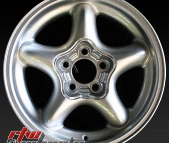 Inch Ford Mustang Oem Wheels  Part Fzzma Fzcga Fzcma