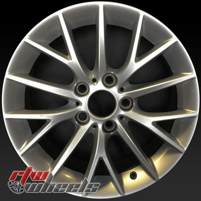 17 Bmw 2 Series Oem Wheels For Sale 2014 2016 Silver Rims 86153