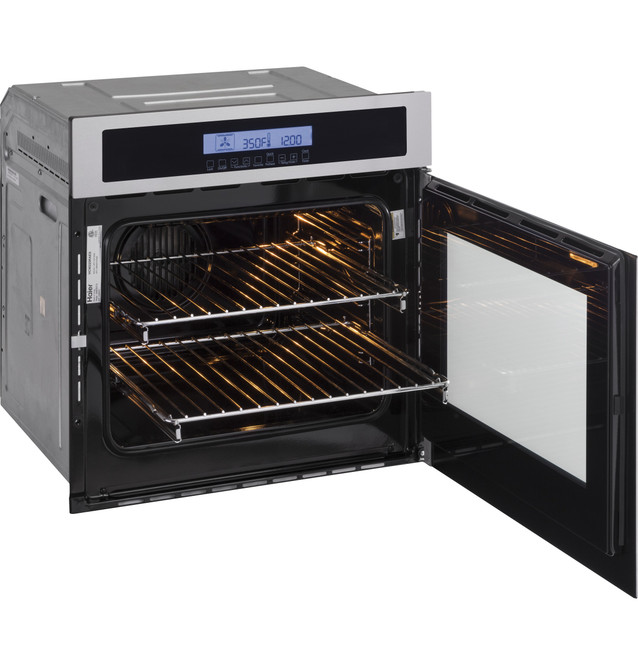 24 single 2 0 cu ft right swing true european convection oven hcw225raes