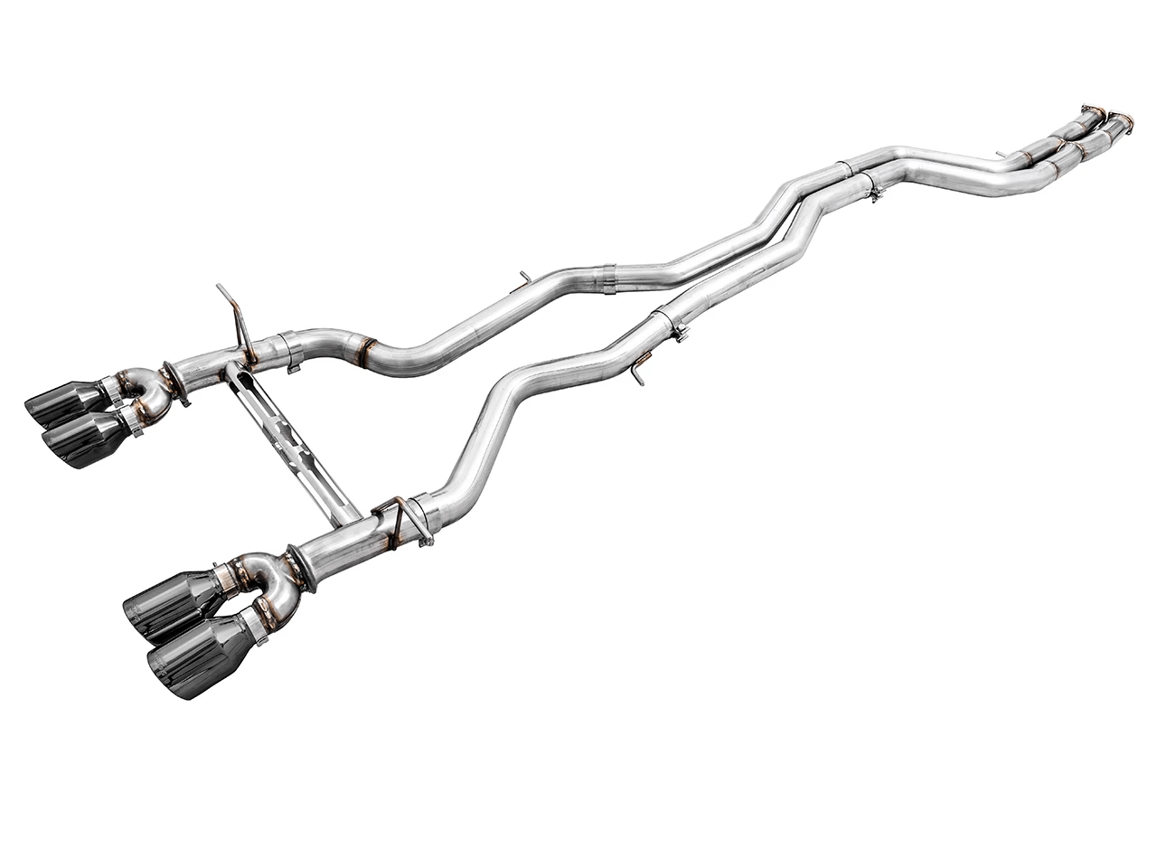 awe tuning f8x m3 m4 track edition exhaust suite