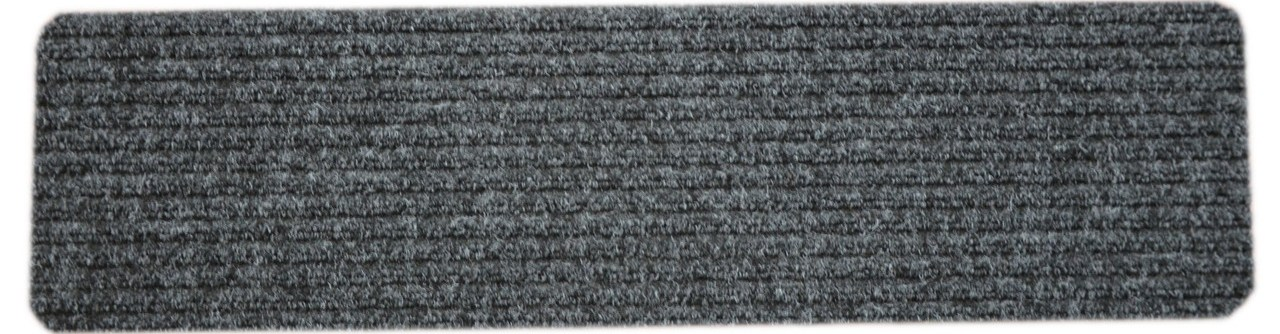 Dean Carpet Stair Treads Runners Mats Step Covers Dark Gray   Indoor Outdoor Carpet For Stairs   Grey   Electric Blue   Wall   Carpet Runner   Trim