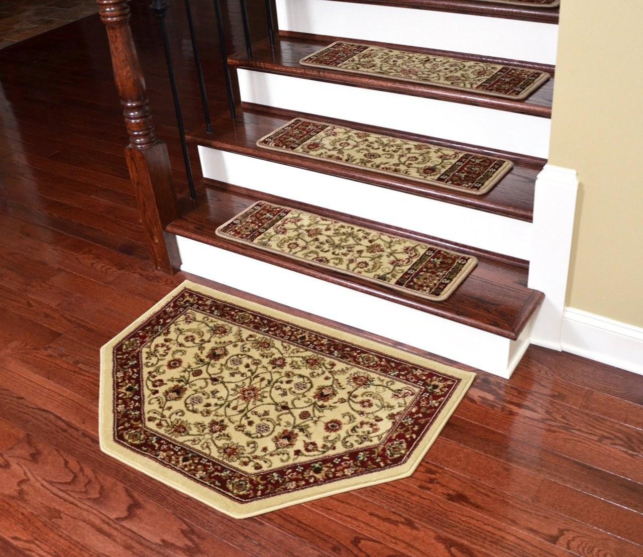 Dean Non Slip Pet Friendly Carpet Stair Step Cover Treads   Stairs And Landing Carpet Price   Measure   Landing Mat   Hallway   Grey   Stair Runner