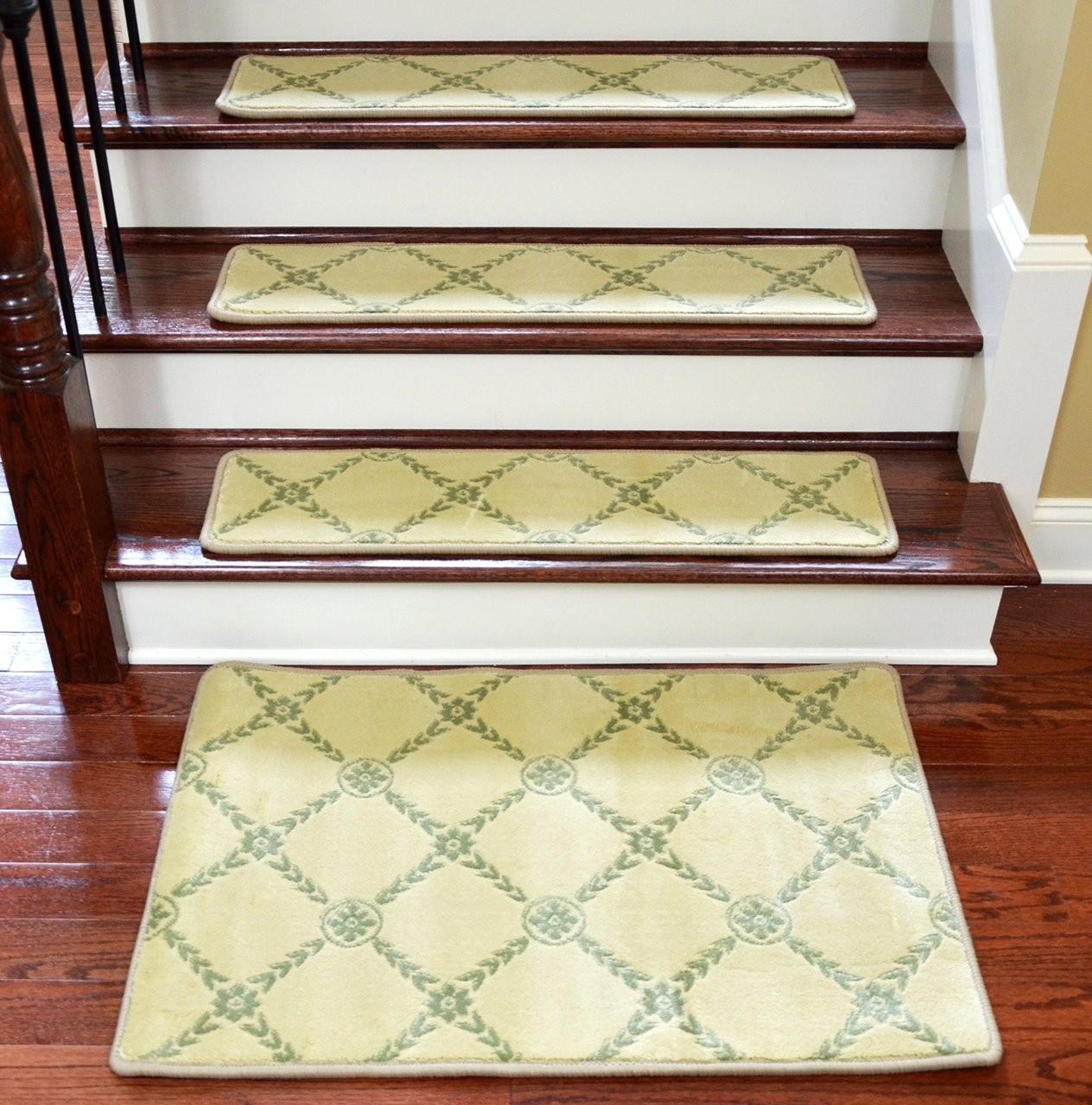 Dean Premium Non Skid Carpet Stair Treads Runner Rugs Duchess   Stair Treads And Runners   Flooring   Hardwood   Staircase   Bullnose Carpet Runners   Treads Carpet