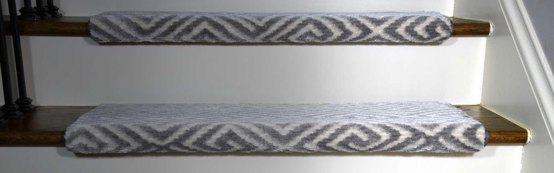 Carpet Stair Treads Runner Rugs – Dean Flooring Company | Single Carpet Stair Treads | Stair Runner | Adhesive Padding | Wood | Sisal Stair | Non Slip