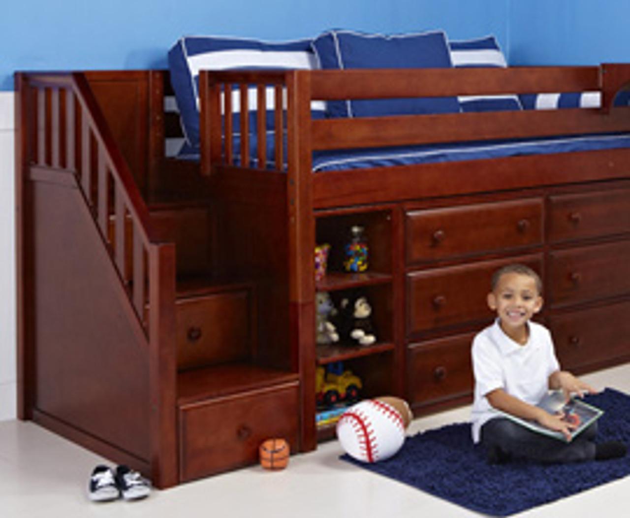 Safe Loft Beds For Kids The Bedroom Source