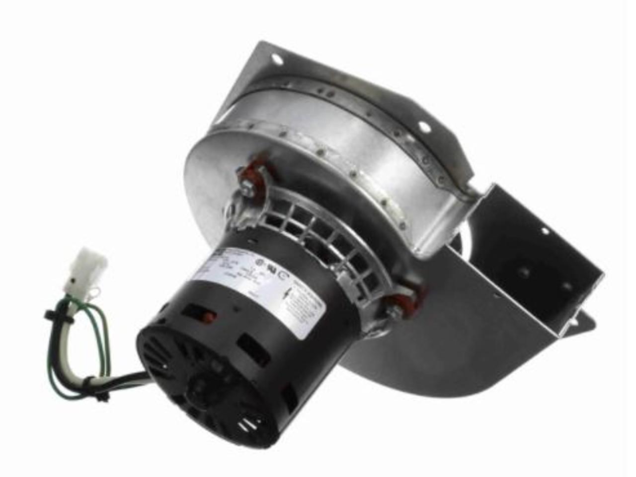 a143 fasco trane furnace draft inducer blower jakel j238 138 1344 115v