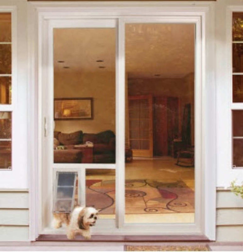 ideal fast fit panel sliding glass