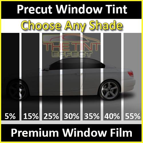 1992 1995 Honda Civic Coupe Full Car Precut Window Tint Kit Automotive Film