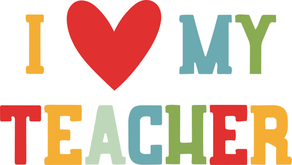 Download I Heart My Teacher SVG Cut File - Snap Click Supply Co.