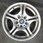 Bent Bmw E36 E46 3 Series Factory 17x8 5 Rear M Double Spoke Wheel Style 68 Oem 22752 Prussian Motors