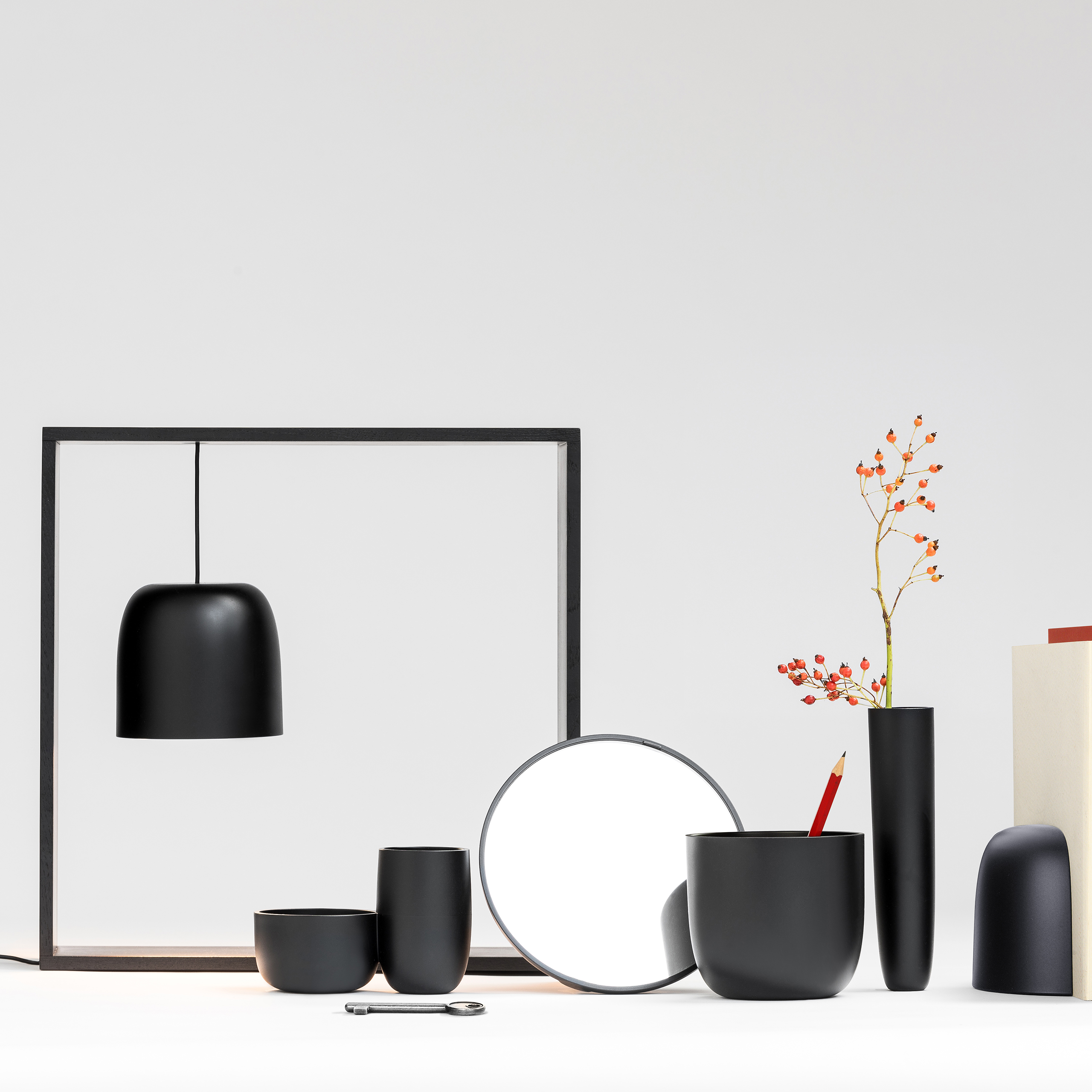Gaku Table Lamp By Nendo Flos Contemporary Table Lamps