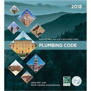 North Carolina State Building Code Plumbing Code 2018