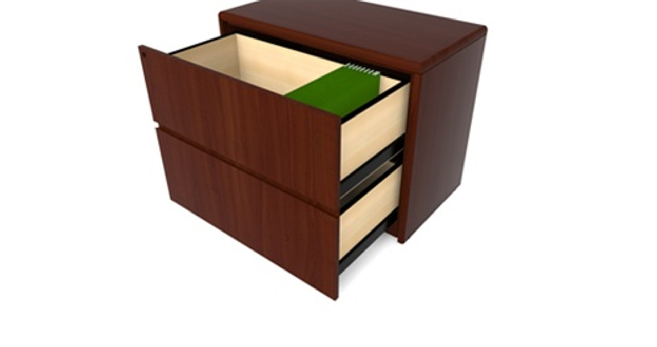 Cherryman Ruby Collection Wood Lateral File R827