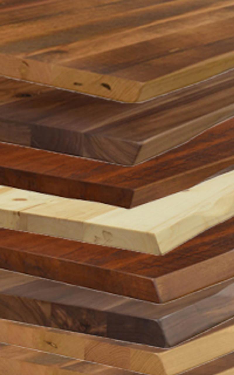 restaurant table tops wood laminate