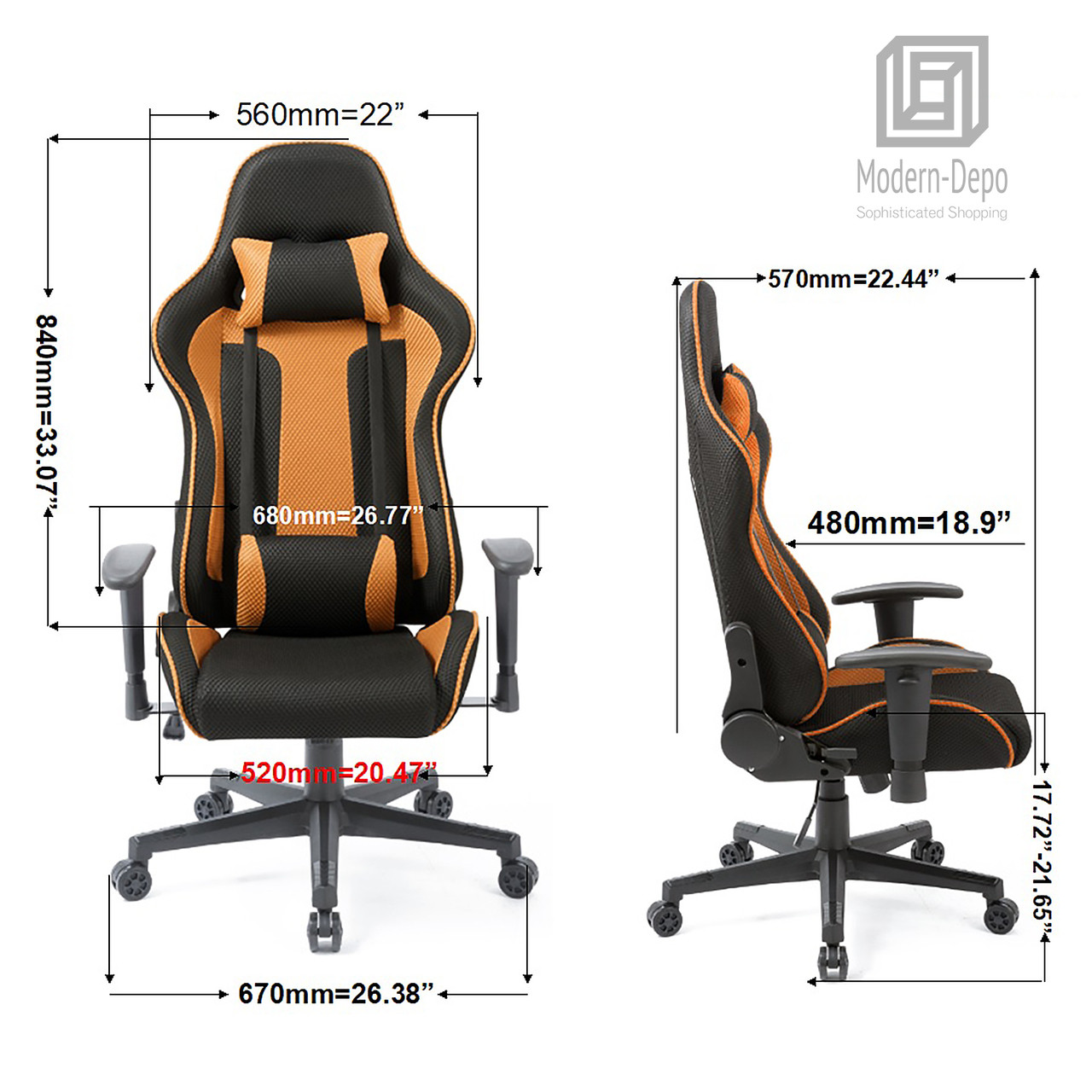 Gaming Chair Racing High Back Mesh Office Chair Ergonomic Backrest And Seat Height Adjustment Computer Desk Chair Executive And Ergonomic Style