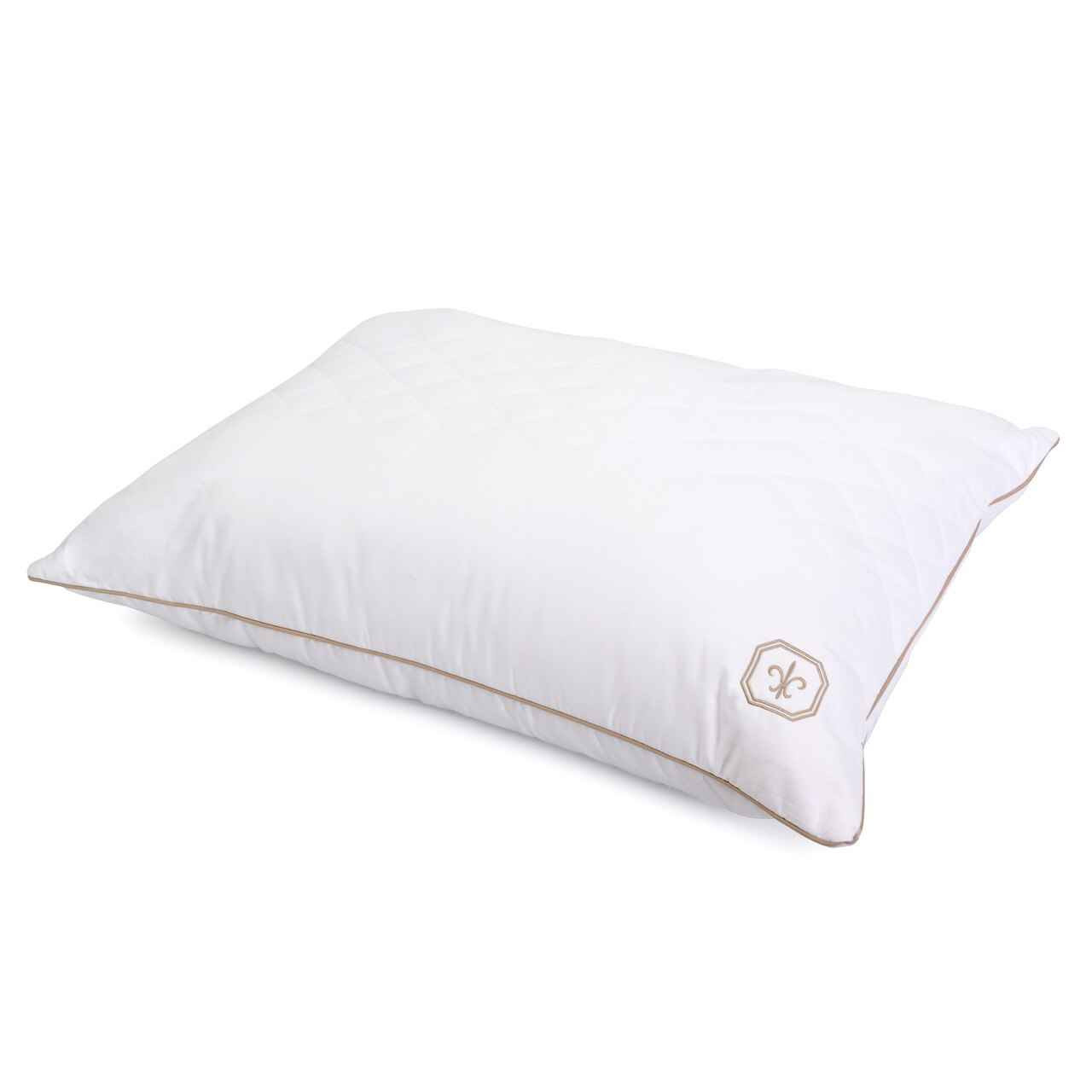 stearns foster liquiloft continuous comfort quilted pillow