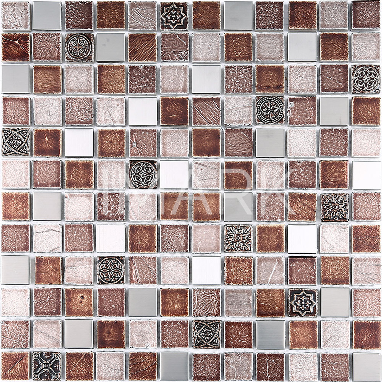 roman high style pattern kitchen