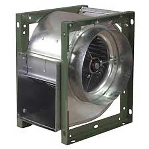 https northstock com canarm delhi 407 9040101 forward curved belt drive utility blower 1 000cfm at 0 5 static motor and drives not included