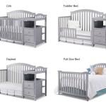 Sorelle Berkley 4 In 1 Crib N Changer In Gray Bambi Baby Store
