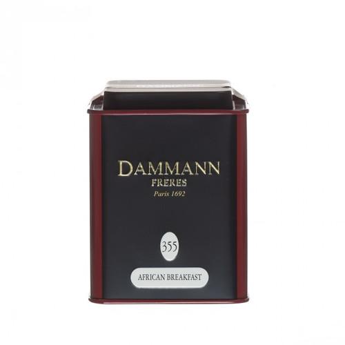 miss dammann box of 100g gourmet tea