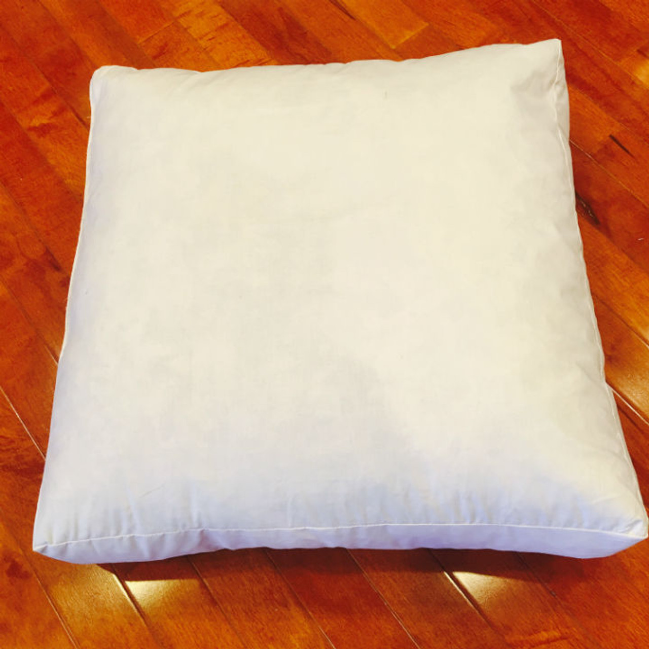 22 x 22 x 3 10 90 down feather box pillow form